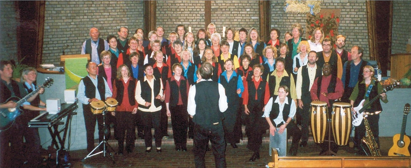 coverbild GOSPELBOAT 2004